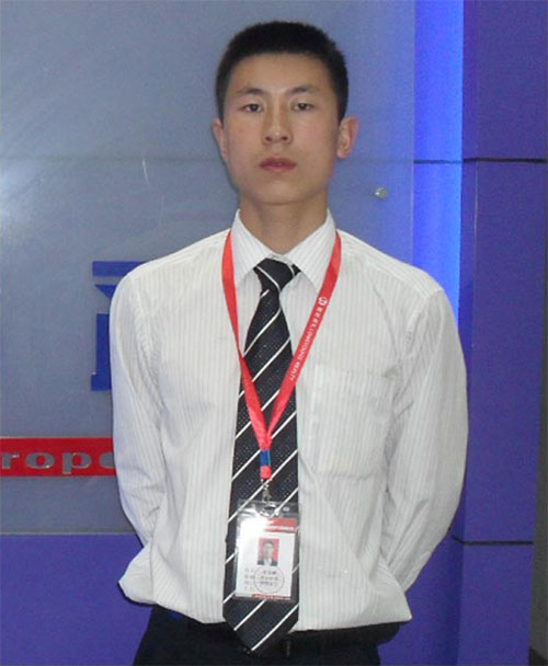 赵俊鹏现任广东惠州市仲恺高新技术开发区能源房产分行经