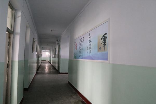 走廊布置效果图内容教学楼走廊布置效果图版面